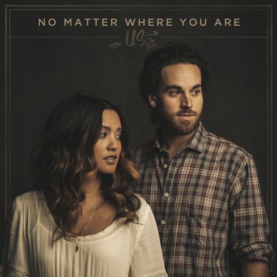 Us The Duo เผยอัลบั้มใหม่  No Matter Where You Are