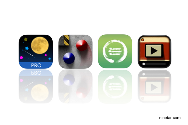 Apps for iPhone ฟรี 30-11-58 : Baby Dreams PRO, KOON, Jam Player